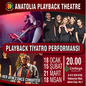 PLAYBACK TİYATRO PERFORMANSI